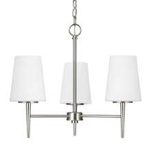 Sea Gull 3140403-962 - Three Light Chandelier