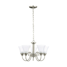 Sea Gull 31808-962 - Five Light Chandelier