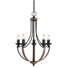 Sea Gull 3280405-846 - Five Light Chandelier