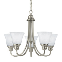 Sea Gull 35940-962 - Five Light Chandelier