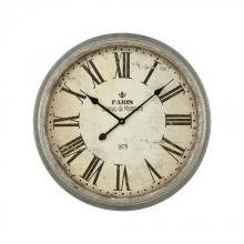 Sterling Industries 3205-008 - Château de Montautre Wall Clock
