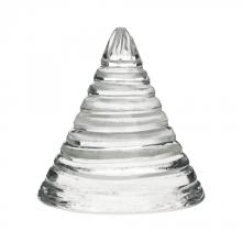 Dimond 8985-061 - Large Sliced Glass Cone