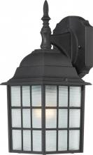 "Nuvo 60-4906 - Adams 1 Light 14"" Outoor Wall"