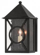 Currey 5500-0004 - Ripley Outdoor Wall Sconce, Small